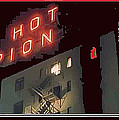 Film Homage Hot Pion 2010 Screen Capture Pioneer Hotel Tucson Arizona by David Lee Guss