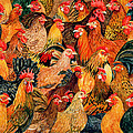 Fine Fowl by Ditz