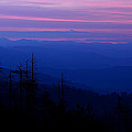 First Light Over The Smokies by Eric Albright