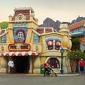 Five And Dime Disneyland Toontown Signage by Thomas Woolworth