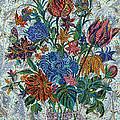 Floral Arrangement by Erika Pochybova