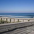 Florida At Melbourne Beach by Allan  Hughes
