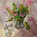 Flowers by Galina Gladkaya