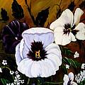 Flowers by Shirwan Ahmed