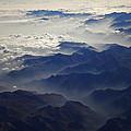 Flying Over The Alps In Europe by Colette V Hera  Guggenheim