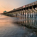 Folly Beach Pier by Tommy  White
