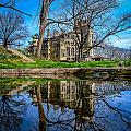 Fonthill Reflections by Michael Brooks