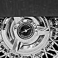 Ford Thunderbird Wheel Emblem by Jill Reger