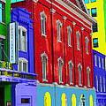 Fords Theatre by Jost Houk