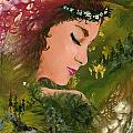 Forest Girl by Sherry Shipley