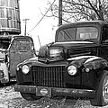 Forties Ford Pickup by Jim Smith