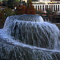 Fountain At Finlay Park by William Copeland