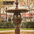 Fountain by Mick Burkey