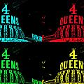 Four Queens by Michael Anthony