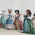 France Fashion, C1730 by Granger