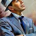 Frank Sinatra  by Ylli Haruni