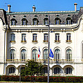 French Embassy In Vienna by Mariola Bitner