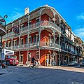 French Quarter Afternoon by Steve Harrington