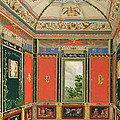 Fresco Decoration In The Summer House by English School