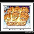 Fresh Homemade Bread by Barbara Griffin