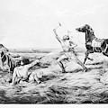 Frontiersman, 1858 by Granger