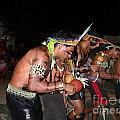 Fulnio Indians Of Brazil  by Carol Ailles