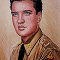 G I Elvis  by Andrew Read