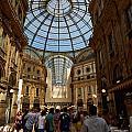 Galleria Vittorio Emanuele. Milano Milan by Jouko Lehto