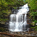 Ganoga Falls by Frozen in Time Fine Art Photography