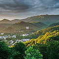 Gatlinburg Tennessee Great Smoky Mountain Sunrise by Mark VanDyke