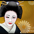 Geisha Girl by John Wills