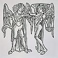 Gemini An Illustration by Italian School
