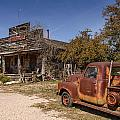 General Store And Truck by John Johnson