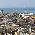 Genova. The Old Town  by Antonio Scarpi