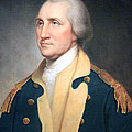 George Washington By Rembrandt Peale by Cora Wandel