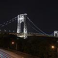 George Washington Bridge - Memorial Day 2013 by Theodore Jones
