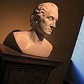 George Washington Dark Blue -- Horatio Greenough by Cora Wandel