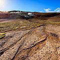 Geothermal Field by Alexey Stiop