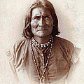 Geronimo Native American Chief by Unknown