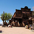 Ghost Town Saloon by Beverly Guilliams
