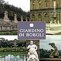 Giardino Di Boboli by Ellen Henneke