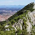 Gibraltar Rock by Artur Bogacki