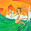 Girls Can Surf by Jason Honeycutt