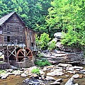 Glade Creek Grist Mill by Gordon Elwell