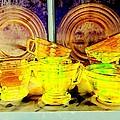 Glassware by Ed Weidman