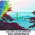 Golden Gate Bridge by Celestial Images