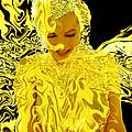 Golden Goddess by Seth Weaver