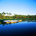 Golf Course At The Lakeside, Regatta by Panoramic Images