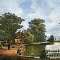 Gone Fishing by Ken Wood