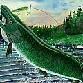 Gone Fishing by Steven Schultz